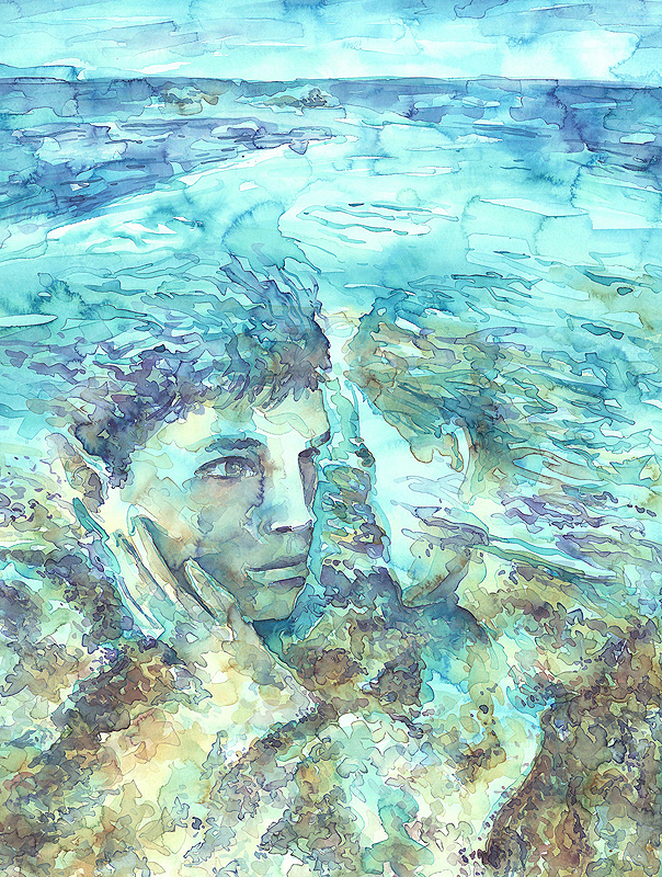 Aquarell Clear Water